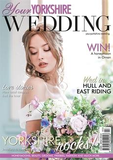 Your Yorkshire Wedding magazine, Issue 41
