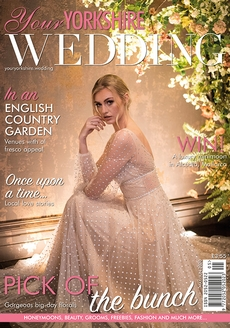 Your Yorkshire Wedding magazine, Issue 42