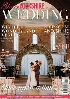 Issue 45 of Your Yorkshire Wedding magazine