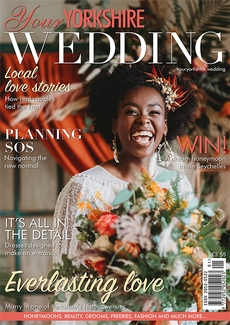 Your Yorkshire Wedding magazine, Issue 46