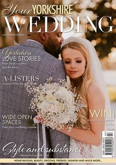 Issue 49 of Your Yorkshire Wedding magazine