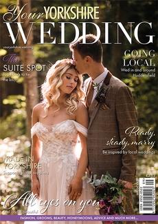 Issue 50 of Your Yorkshire Wedding magazine