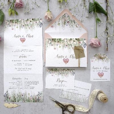 Meet Yorkshire wedding stationery company Julia Eastwood