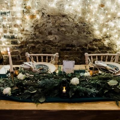 How to dress a Christmas wedding - with Yorkshire stylist My Pretties UK