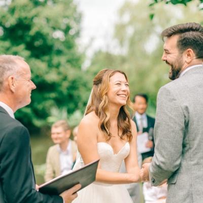 Yorkshire celebrant Piers Lane talks outdoor weddings