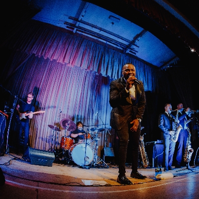 We talk to Yorkshire wedding band Soul Patrol about why live music at weddings is the best!