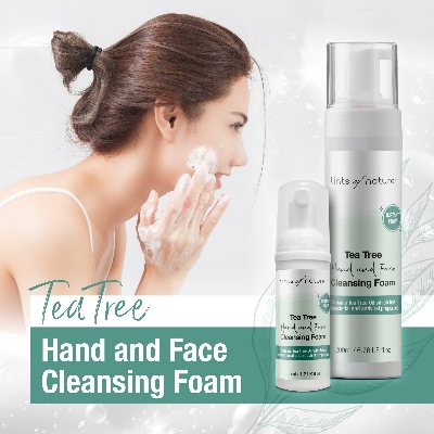 Good enough for your hands and face