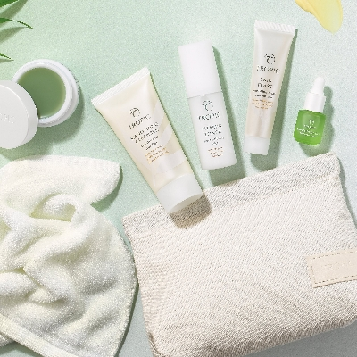 A skincare discovery with Tropic