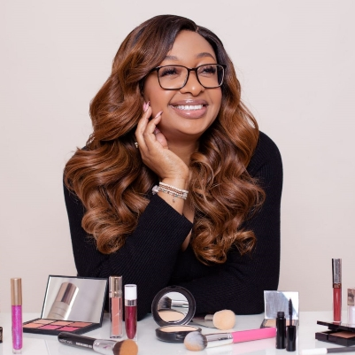 Big-day skin prep with Joy Adenuga