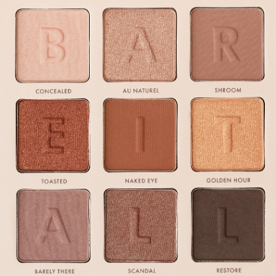 Bare it all with Barry M!