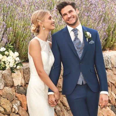 We talk wedding suits with Yorkshire menswear specialist Frank Bird