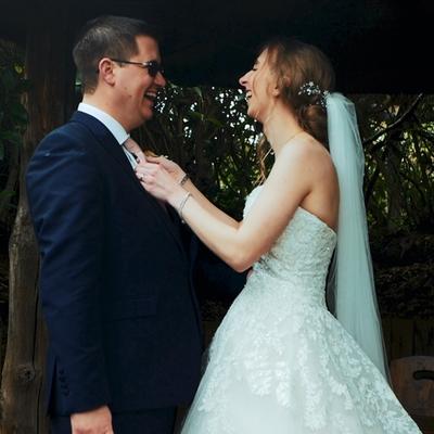 Yorkshire wedding videographers G & A Media help settle the nerves