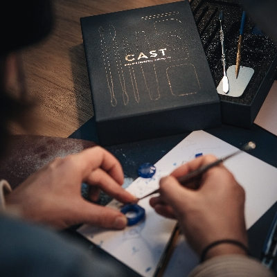 Find out about CAST, a Sheffield-based jewellery making experience