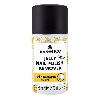 Essence Jelly Nail Polish Remover is a honeymoon hero