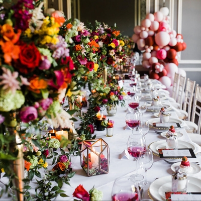 Transforming your marquee venue - with Yorkshire's Luxe by Minihaha & Co.
