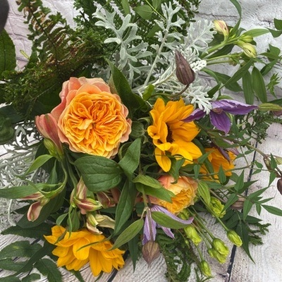 New faux flower range from Yorkshire florist Wildflowers