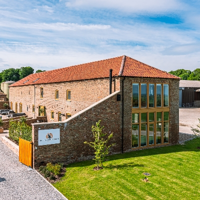 New staycation property in Yorkshire Wolds