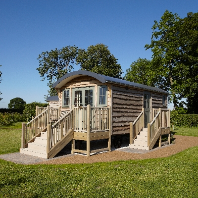 North Yorkshire wedding venue's new accommodation