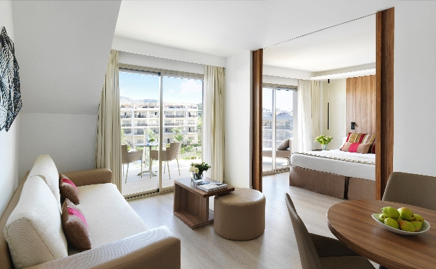 Penthouse Suite at Zafiro Palace, Alcudia