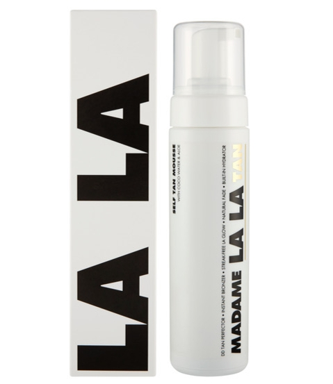 Madame LA LA introduces celebrity-loved self-tanning products: Image 1