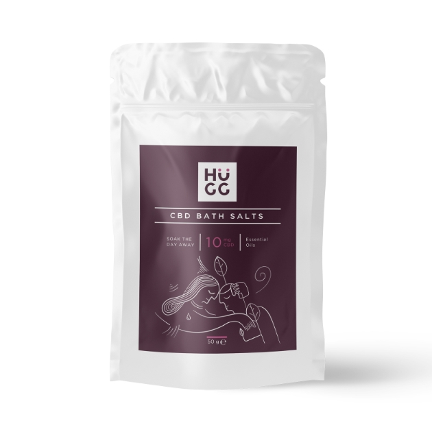 Check out The HuGG Co's latest CBD body and wellness launches: Image 1