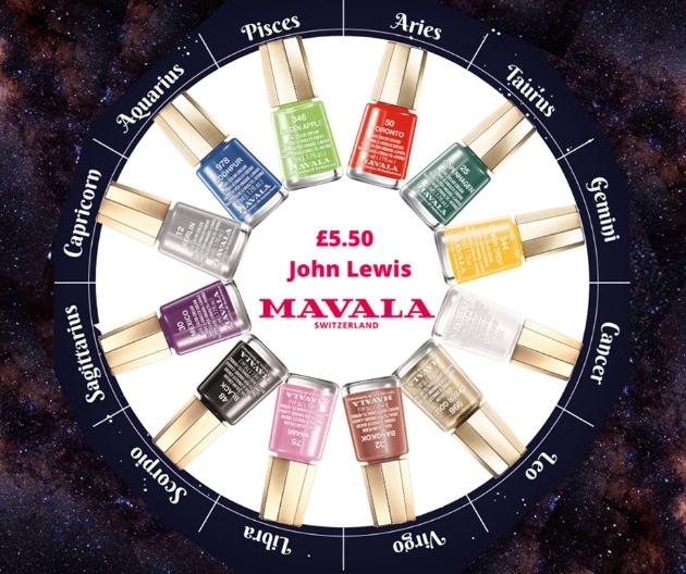 A zodiac manicure with Mavala: Image 1