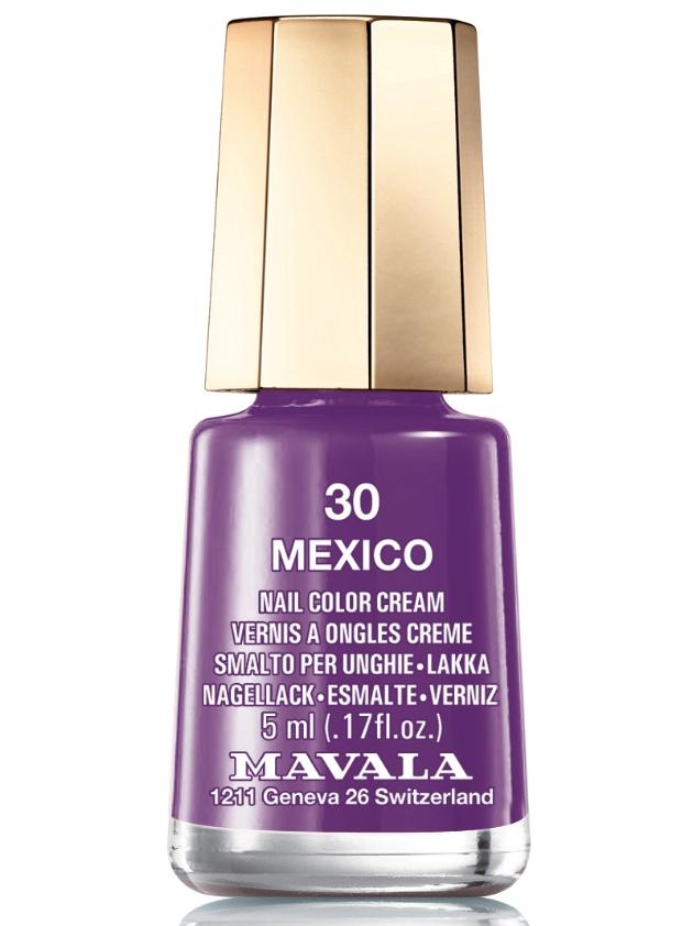 A zodiac manicure with Mavala: Image 6
