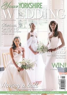 Issue 48 of Your Yorkshire Wedding magazine
